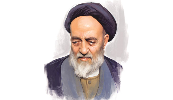 علامه سید محمد حسین طباطبایی