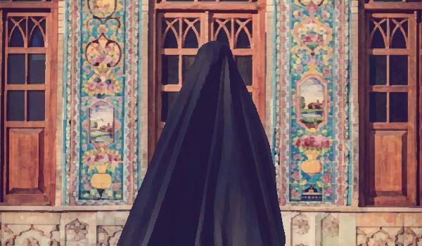 حجاب زن ایرانی در گذر تاریخ
