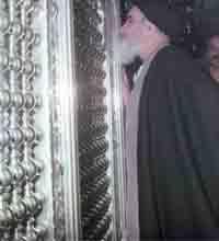 عامل گره گشایی کارهای امام خمینی ره