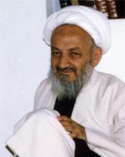 آیت الله احمدی میانجی