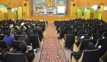 کسب رتبه سوم در هشتمین جشنواره علامه استان تهران