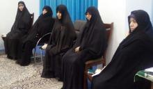 جلسه مدیریت حوزه علمیه حضرت عبدالعظیم ع با کادر مدرسه